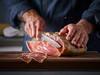 Wusthof Classic Kitchen Surfer 5 - Lifestyle slicing