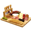 Savoir Cheese Board Set With Stand (HX-9727) - charcuterie