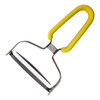 Kussi XL Y Peeler Soft Yellow - angle