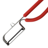 Kussi Peeler Soft Serrated Red - blade