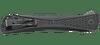 CRKT Jumbones Blackout - Closed pocket clip