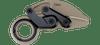 CRKT Provoke Desert Sand - Closed, handle
