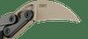 CRKT Provoke Desert Sand - logo