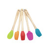 Kussi Silicone Mini Utensil Set 5pc - connected