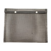 Kussi Non-Stick Mesh Grill Pocket (PM8003)closed front