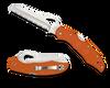 Spyderco Cara Cara 2 Rescue Orange (BY17SOR2) (SP200011) (view)