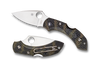 Spyderco Dragonfly 2 Green FRN Zome
