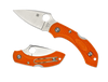 Spyderco Dragonfly 2 Orange FRN