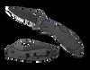 Spyderco Meadowlark 2 Black Stainless Combination Edge