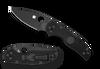 Spyderco Native 5 Black FRN Black Blade