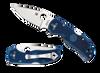 Spyderco Native 5 Dark Blue FRN