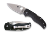 Spyderco Native 5 Fluted Carbon Fiber