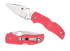 Spyderco Native 5 Pink FRN