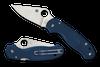 Spyderco Para 3 Dark Blue FRN