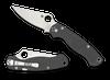 Spyderco Para Military 2 Gray G10 Maxamet