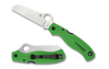 Spyderco Atlantic Salt Green FRN