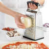 """Browne Box Grater 4-Sided 9.5"""" - lifestyle"""