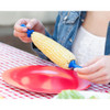 Zyliss Opaque Corn Holder Set - lifestyle