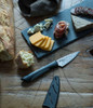 "Kai Luna 3.5"" Paring Knife with Sheath and Soft-grip Handle (AB7068) - lifestyle"