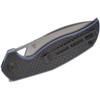 CIVIVI Anthropos Blue G10 (C903B) - closed pocket clip