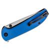 CIVIVI Badlands Vagabond Blue (C2019C) - closed clipside