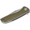 CIVIVI Baklash Green G10 (C801A) - closed scales