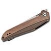 CIVIVI Mckenna Black Stonewashed Copper Damascus (C905DS-2) - closed scales