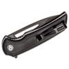 CIVIVI Odium Black G10 (C2010E) - closed pocket clip