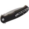CIVIVI Praxis Black G10 (C803C) - closed pocket clip