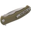 CIVIVI Praxis Green G10 (C803A) - closed pocket clip