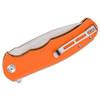 CIVIVI Praxis Orange G10 (C803D) - closed pocket clip