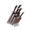 Wusthof Ikon Knife Block Set Brown Ash 7Pc (1090570601)