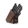 Wusthof Classic Knife Block Set Brown Ash 10Pc (1090170904)