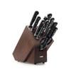 Wusthof Classic Knife Block Set Brown Ash 13Pc (1090171203)
