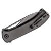 CIVIVI Riffle Black Twill Carbon Fiber + G10 (C2024DS-1)- closed clipside