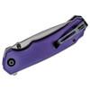 CIVIVI Brazen Purple G10 (C2023A) - closed clipside