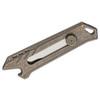 CIVIVI Mandate Bronze Titanium + 3 Blades (C2007A) - closed scales