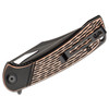 Dogma Black Polished Copper (WE210078) - closed clipside