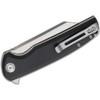 WE Brigand Black G10 (C909C) - closed clipside