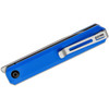 CIVIVI Exarch Blue G10 (C2003B) - closed clipside