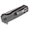 Kizer Lieb Black G10 (V2541N5) - closed clipside
