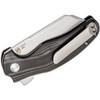 Kizer Mini Sheepdog C01C Black Carbon Fiber (Ki3488A4) - closed clipside