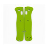 Flytanium Benchmade Bugout G10 Scales Lime Green (FLY-727)