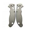Flytanium Spyderco Manix 2 Scales Titanium (FLY-580)