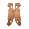 Flytanium Spyderco Manix 2 Scales Copper (FLY-581)