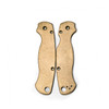 Flytanium Spyderco Para2 Brass Scales (FLY-549)