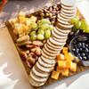 ChopValue Charcuterie Platter (SB30020101) - cheese crackers