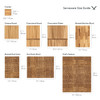 ChopValue Charcuterie Board (SB20020101) - size guide