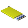 Secrid Cardprotector Lime (C-Lime) - use