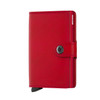 Secrid Miniwallet Red (M-Red-Red) - front